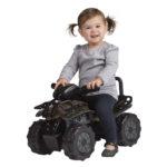 Brown HD Camo Utility ATV
