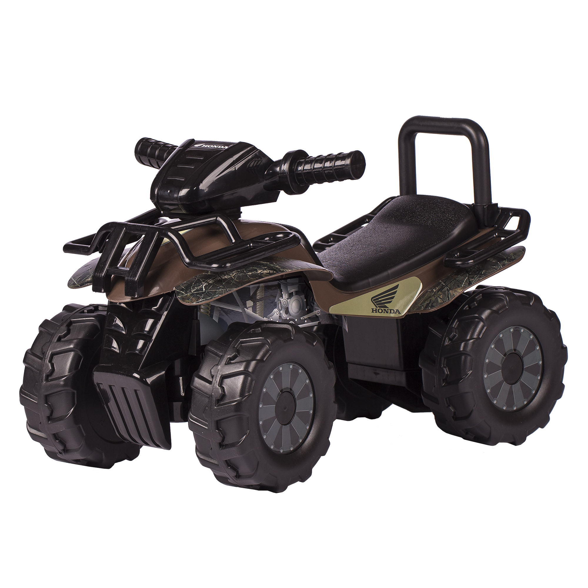 Brown HD Camo Utility ATV