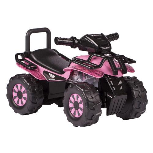 Pink HD Camo Utility ATV