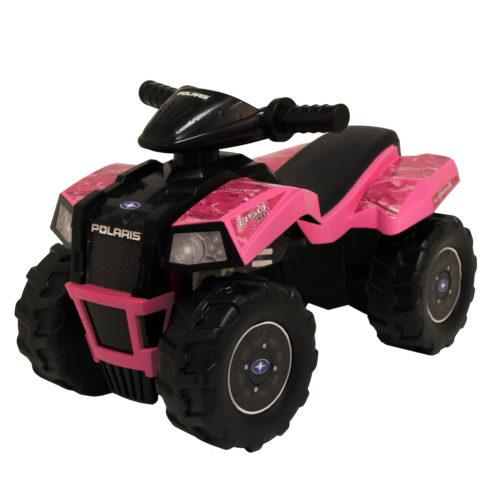 Pink HD Camo Scrambler ATV